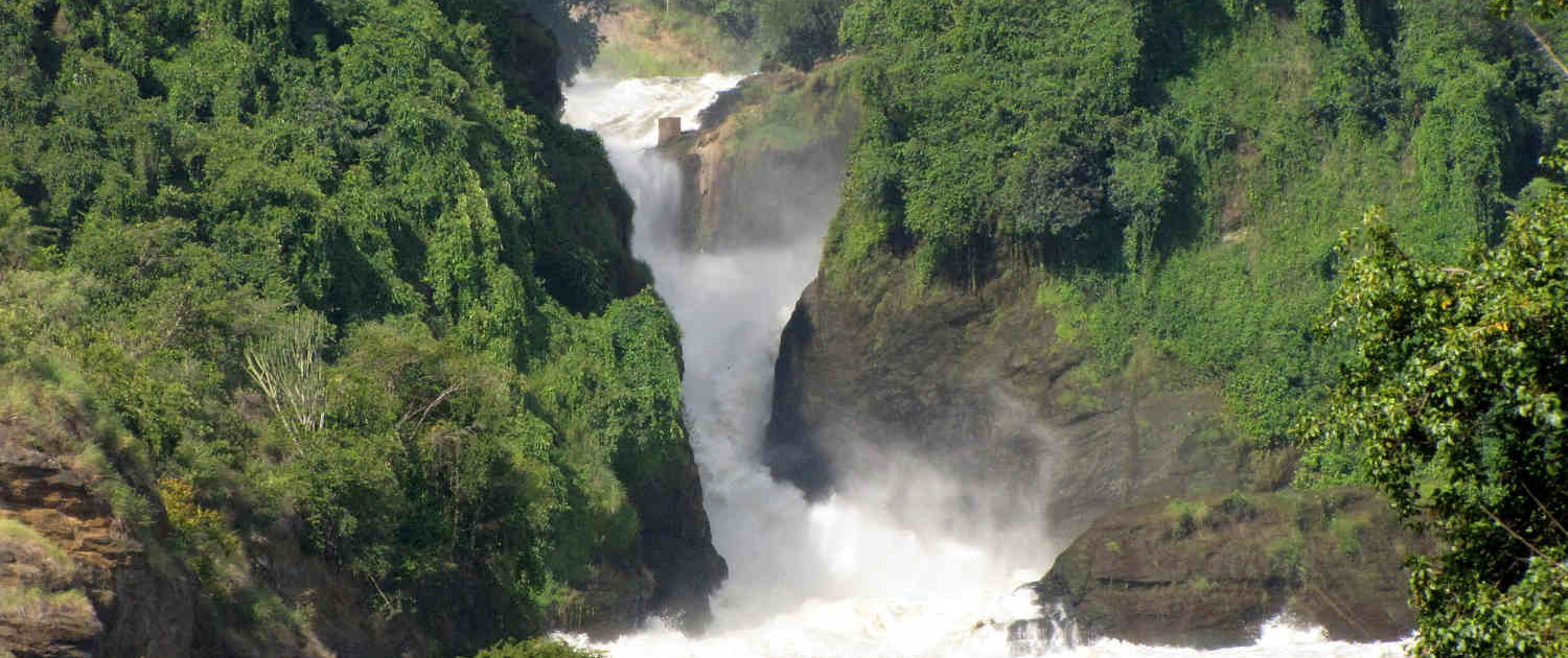Murchison Falls Uganda with Passion for Adventures Safaris