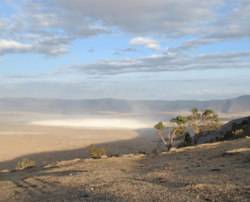 Serengeti Crater, Tanzania Safari with Passion for Adventures Safaris