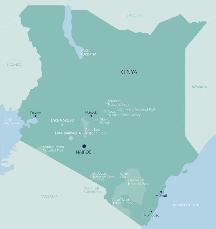 Kenya - Passion for Adventures Safaris