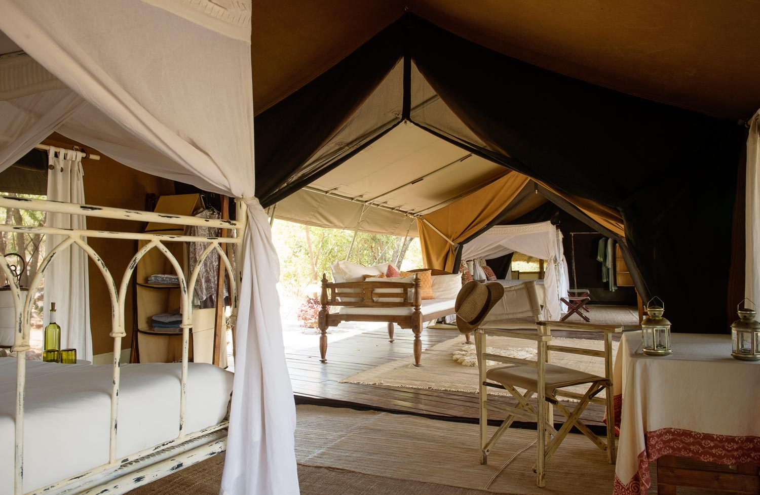 Alex Walker's Serian Camps – Kenya 8 Days / 7 Nights