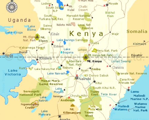 Awesome Facts About Kenya