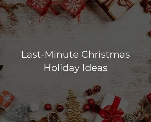 Last-Minute Christmas