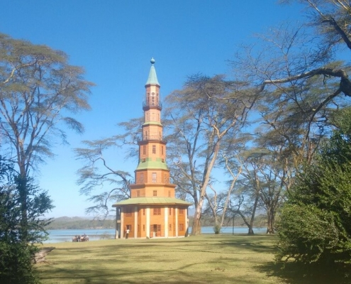 Valentine's Day: Dodo's Tower Hippo Point