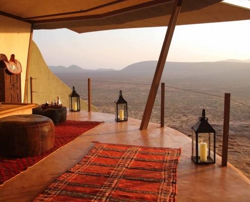 Valentine's Day: Saruni Samburu Lodge